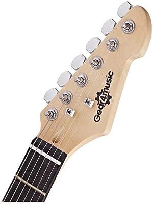 Guitarra Electrica LA 3/4 con Miniamplificador Blue: Amazon.es ...