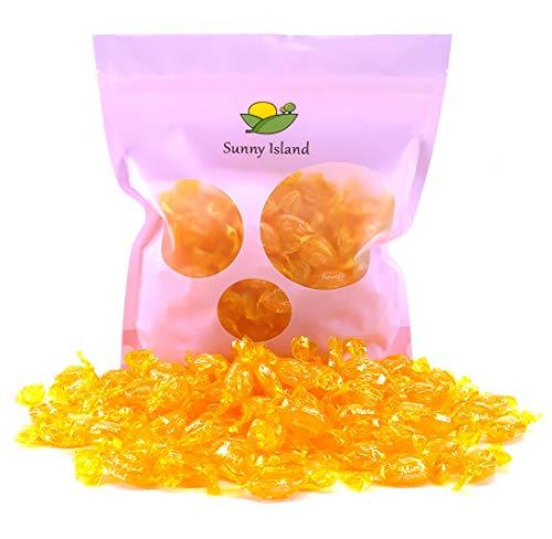 Sunny Island Bulk - Arcor Honey Filled Hard Candy, 2 Pounds Bag ()
