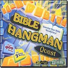 Bible Hangman Quest