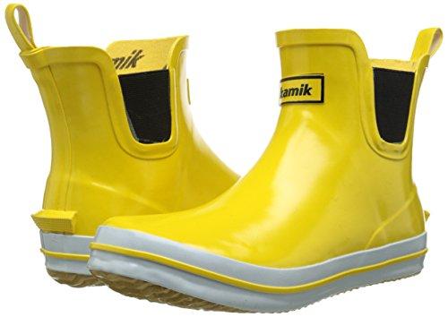 Damen Yellow Gelb Kamik jaune Yel Gummistiefel SHARONLO Tqx5wB
