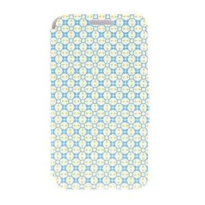 YULIN Teléfono Móvil Samsung - Carcasas de Cuerpo Completo/Fundas con Soporte - Gráfico/Patrón de Cuadrícula/Dibujos Animados/Diseño Especial - para Samsung