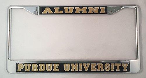 (Purdue University Alumni License Plate Frame)