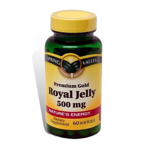- Spring Valley Premium Gold Royal Jelly