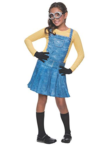 Rubie's Costume Minions Female Child Costume, -