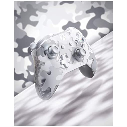 Xbox One Arctic Camo Controller