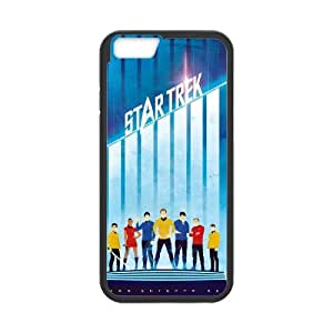 """Iphone6 Plus 5.5"""" 2D DIY Phone Back Case with Star Trek Into Darkness Image"""