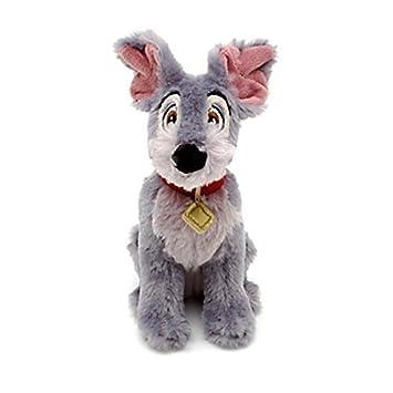 Oficial Disney Lady & The Tramp Tramp 18cm Suave peluche de juguete