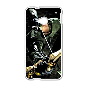 Happy Green Arrow Design Personalized Fashion High Quality Phone Case For HTC M7
