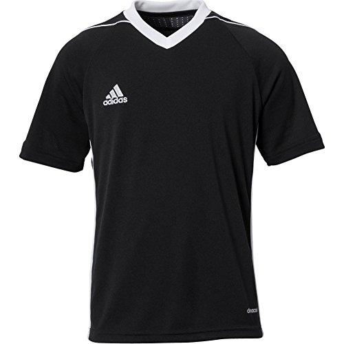 adidas Youth Tiro 17 Jersey Black/White L
