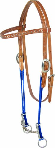 Loomis Twisted Browband Gag Headstall