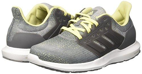 Four Running Adidas Gris grey Chaussures Three Solyx One W Femme De grey pPqqa6xw