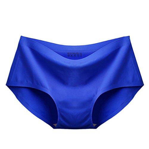 Tininna Unterwäsche / Damen-Slip / Shorty, Nylon, nahtlos, zufällige Farbauswahl