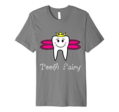 Tooth Fairy Cute Dental Hygienist Dentist T Shirt