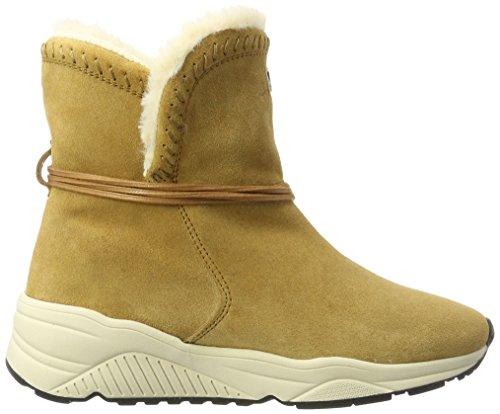 NAPAPIJRI Beige Doris Boots Brown Slouch FOOTWEAR N25 Alpaca WoMen rR0xqFrTwp
