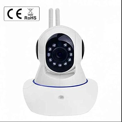 Cámara de Seguridad bebé,detecta movimiento-sonido,Pan/Tilt/Zoom,