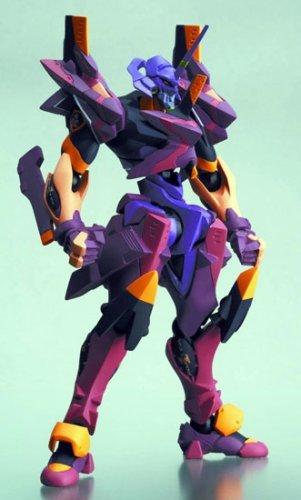 (Diamond Comic Distributors Revoltech: Neon Genesis Evangelion Eva-01 Type-F ACF Experiment Action Figure)