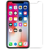 Full Cover Tempered Glass Anti-Fingerprint HD Curved Screen Protector for Apple iPhone X SAPU