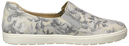 cheap sale genuine Caprice Footwear Women's 24662 Loafers Grey (Lt Grey Multi) for sale buy authentic online big sale clearance exclusive OsI1Fbyl