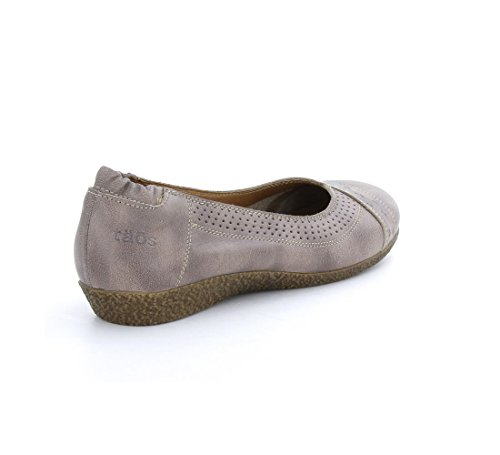 Ballet Women's Stone Flat Sleek Taos qPSEnwAUP