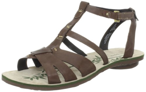 Easy Spirit Women's Miana Sandal,Brown,8 M US