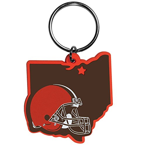 Cleveland Browns Key - NFL Cleveland Browns Home State Flexi Key Chain
