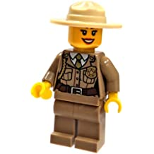 LEGO City LOOSE Mini Figure Forest Police Ranger