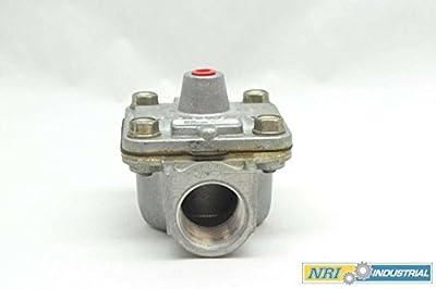 New Goyen Rca25t200 125psi 1 In Npt Aluminum Threaded Diaphragm Valve D411326 from GOYEN