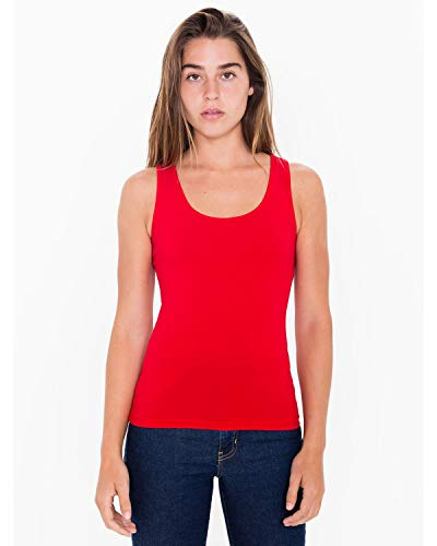 Manche Red Sans Apparel Pull American Femme pqBw7UHnx