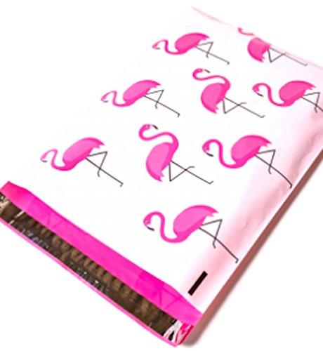 Flamingo Designer Envelope Mailers 10x13