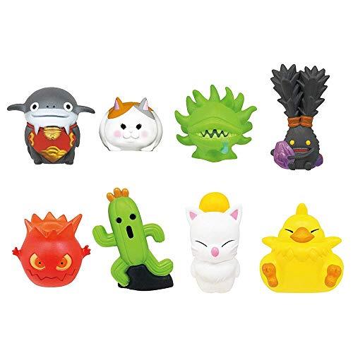 スクウェア・エニックス(SQUARE ENIX) Final Fantasy XIV Minion Mascot Collection, Box Items, 1 Box = 12 Pieces, 8 Types ()