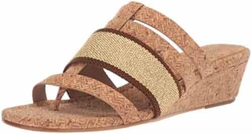 Donald J Pliner Women's Dara Wedge Sandal
