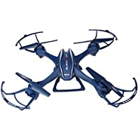 Howley UDI U818S-WIFE 2.4G 6-Aixs Gyro RC Quadcopter 5.8G FPV Transmission HD Camera Helicopter (Navy)