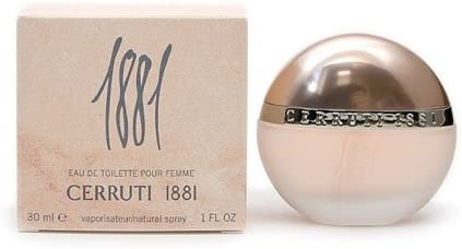 Cerruti 1881 Pour Femme Agua de toilette con vaporizador - 30 ml