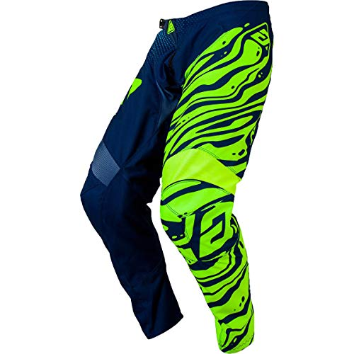 Answer Racing A19 Syncron Air Flow Youth Boys Off-Road Motorcycle Pants - Hyper Acid/Midnight/Astana / 20