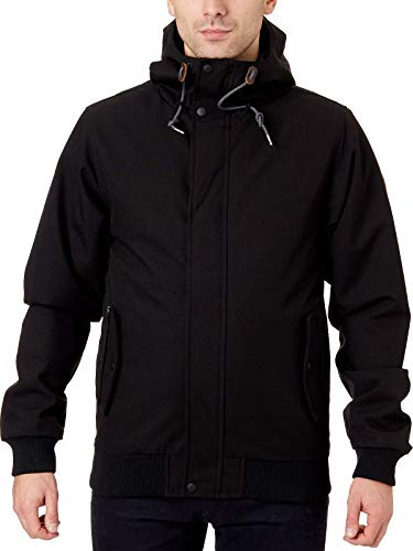 Billabong Black All Day 10 K Water Resistant Jacket (XL, Black)