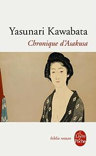 Chronique d'Asakusa : la bande des ceintures rouges, Kawabata, Yasunari