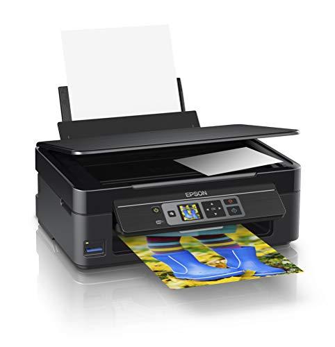 Epson Expression Home XP-352 Print/Scan/Copy Wi-Fi Printer, Black, Amazon Dash Replenishment Ready