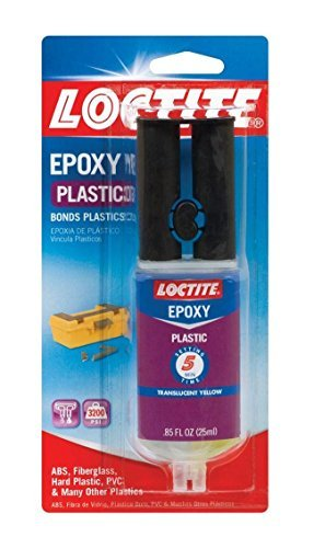 Bonder Expoxy Plastic 25 Ml - Epoxy Plastic Loctite