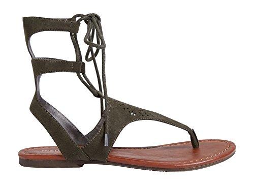 Maurices Womens Eliza Gladiator Sandal