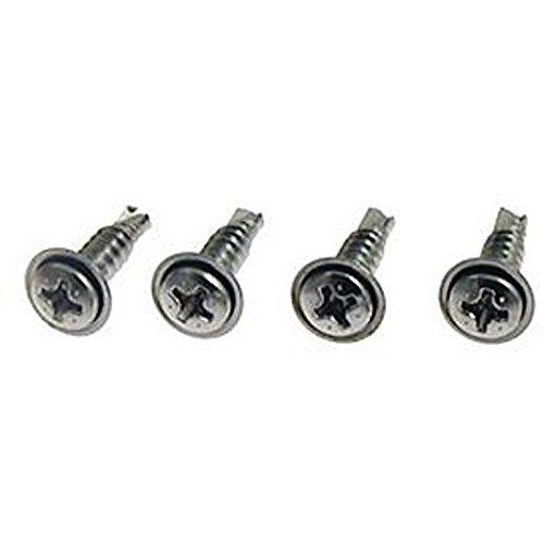 Eckler's Premier Quality Products 75-259300 Firebird Door Panel Handle Cup Mounting Screw Set, Deluxe Interior,