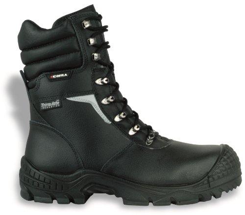 Cofra 28270–�?02.w47tamaño 47S3HRO CI SRC Mozambico–Zapatos de seguridad negro
