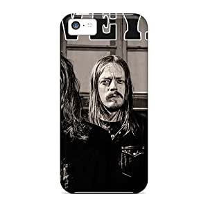 Best Hard Cell-phone Cases For Iphone 5c (DiT19705Vwng) Provide Private Custom Lifelike Grave Band Pattern