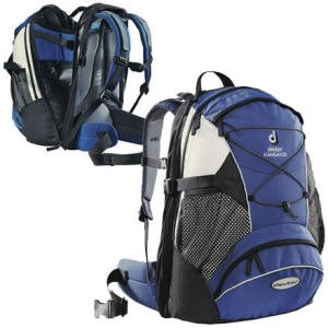 df5f20ef73d Image Unavailable. Image not available for. Color  Deuter Kangakid Child  Carrier Backpack