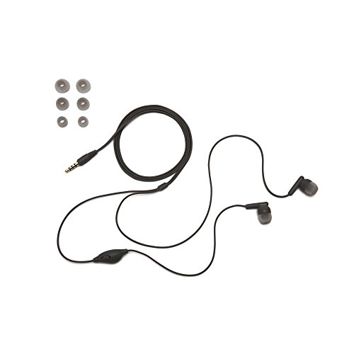 (Griffin TUNEBUDS 3.5mm Stereo Handsfree Headset - Retail Packaging -)