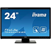 iiyama ProLite T2452MTS-B5 23.6 1920 x 1080pixels Multi-touch Black touch screen monitor