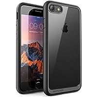 Supcase Funda iPhone 7, Carcasa iPhone 8, [Unicorn Beetle Style] Case Premium Híbrida para Apple iPhone 7 2016/ Apple iPhone 8 2017(negro)