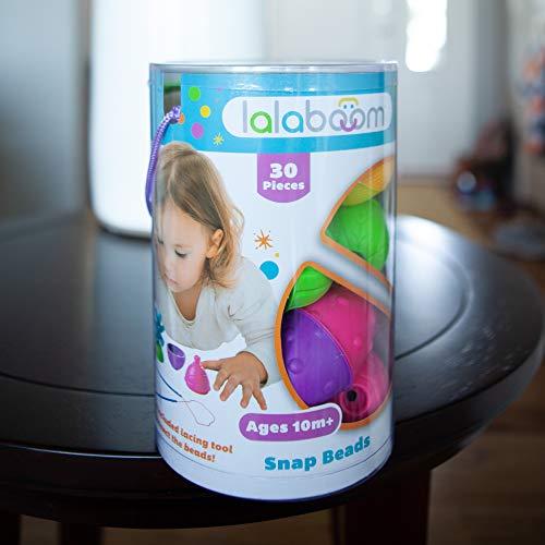 Fat Brain Toys Lalaboom 30 Pc Set