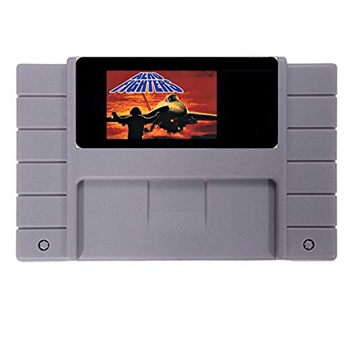 ZoneHoug 16 Bit 46 Pin Game Cartridge - Aero Fighters 16 Bit Super Game Card For NTSC Game Player