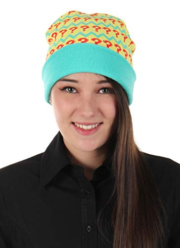 elope Dr. Who Seventh Doctor Knit Beanie ()