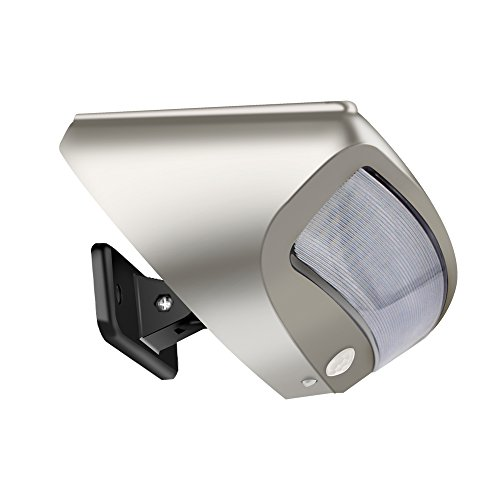 36 Led Solar Powered Security Light With Motion Sensor